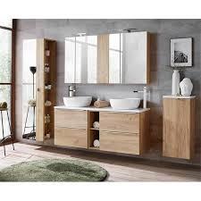 badezimmer spiegelschrank 60cm toskana 56 in wotaneiche b h t ca 60 75 16cm