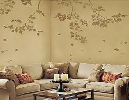 decorative stencils for walls wall stencils stencil designs for easy wall painting decor