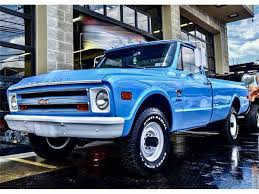 1968 Chevrolet K20 3/4 Ton 4X4 For Sale | ClassicCars.com | CC-981995 East Texas Diesel Trucks 66 Ford F100 4x4 F Series Pinterest And Trucks Bale Bed For Sale In Oklahoma Best Truck Resource Used 2017 Gmc Sierra 1500 Slt 4x4 Pauls Valley Ok 2008 F250 For Classiccarscom Cc62107 Toyota Tacoma Sr5 2006 Nissan Titan Le Okc Buy Here Pay Only 99 Apr 15 Best Truck Images On Pickup Wkhorse Introduces An Electrick To Rival Tesla Wired Fullsizerenderjpg