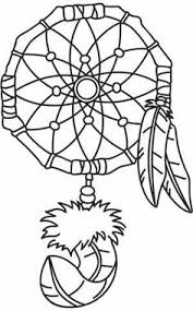 Free Coloring Page Cathym20 Dreamcatcher Exclusive