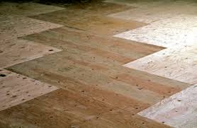 Special Plywood Underlayment Is Recommended As A Substrate For Resilient Flooring Such Linoleum Or Cork