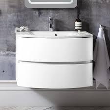 bauhaus rippen 800 mm wand montiert badezimmer unterschrank