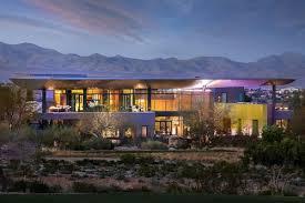 104 Mojave Desert Homes Luxury Contemporary Mansion In The Las Vegas Luxury Mansions Las Vegas