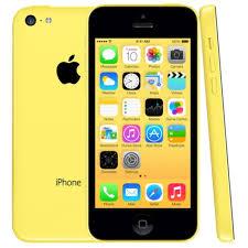 223 00] Refurbished Original Unlock Apple iPhone 5C A1532 Yellow