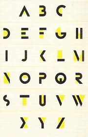 deco typography history 1920s graphic design history the list typography