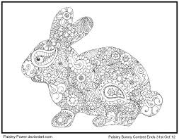 Free Coloring Pages Of Zentangle Paisley