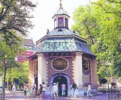 es gibt eine kopie der gnadenkapelle kevelaer