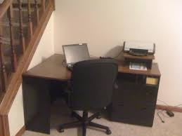 Altra Chadwick Collection L Desk And Hutch by Staples Corner Desk With Hutch New Staples Corner Desk Designs