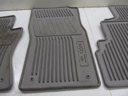 Infiniti G35 Floor Mats Rubber by Used Infiniti Floor Mats U0026 Carpets For Sale Page 8
