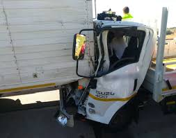 100 Truck Driver Accident Driver Entrapped After Accident On R21 North Kempton Express