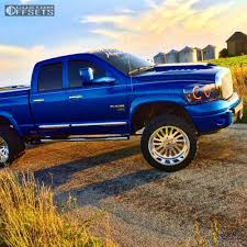100 73 Dodge Truck 2008 Ram 1500 American Force Octane Ss Rough Country