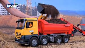 Bruder Toys MB Arocs Halfpipe Dump Truck #03623 - YouTube Bruder Mack Granite Dump Truck 116 Scale 1864028092 Cek Harga Hadiah Tpopuler Diecast Mainan Mobil Mack Bruder News 2017 Unboxing Truck Garbage Man Crane And 02823 Halfpipe Chat Perch Toys Kids With Snow Plow Blade 02825 Toy Model Replica Half Pipe Toot Toy Cars Pinterest Jual 2751 Dump Truk Man Tga Excavator Ebay Pics Unique 3550 Scania R Series Tipper Rc 4wd Mercedesbenz Trailer Transportation