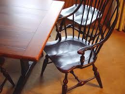 Ethan Allen Swivel Rocker Chair by Set Of 4 Vintage Ethan Allen Chairs This Set Includes 4 Ethan