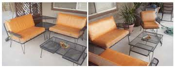 Gorgeous Mid Century Modern Patio Furniture Residence Decorating Suggestion Rhan Vintage Blog