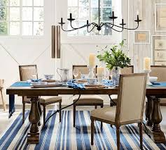 Pottery Barn LORRAINE EXTENDING DINING TABLE Dining Room Sale