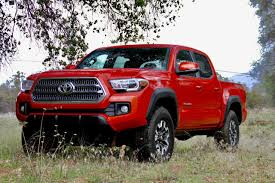 2017 Toyota Tacoma TRD Off-Road Review – Toy In Waiting