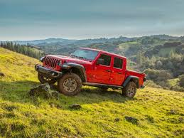 100 Truck Value Estimator 2020 Jeep Gladiator First Review Kelley Blue Book