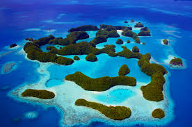 Sinking Islands In The South Pacific by Palau Public Radio International