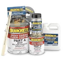 Quikrete Garage Floor Coating Colors by Quikrete Garage Floor Coating Kit 160911 Garage U0026 Tool