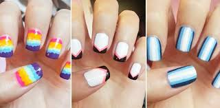 Easy Nail Art Designs For Beginners Step By Tutorials