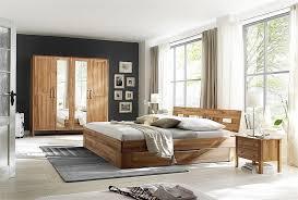 schlafzimmer 5teilig zenna kernbuche massiv geölt casade mobila