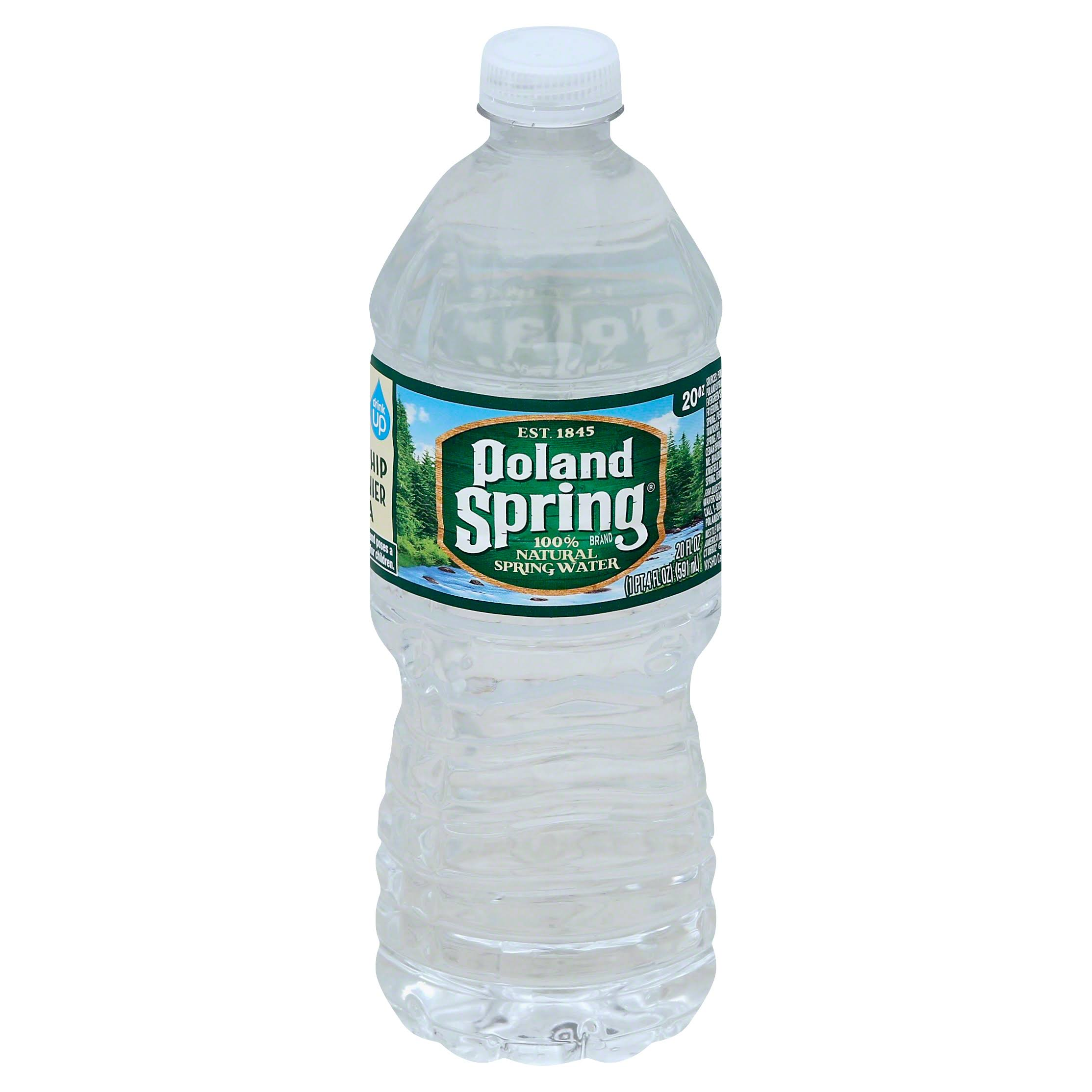 Poland Spring Natural Spring Water - 28pk, 20oz
