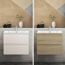 badmöbel badezimmermöbel badezimmer farbe bordeaux eiche