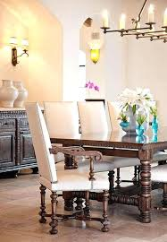 Spanish Style Dining Room Furniture Set Rustic Hacienda See More