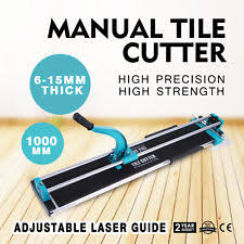 Brutus Tile Saw Manual by Tile Cutter Ebay
