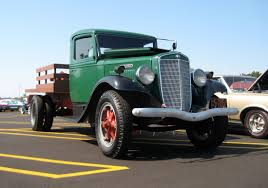 International C35 : 1936 | Trucktype