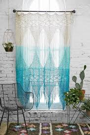 Hippie Bead Curtains For Doors by Trippy Door Beads Vintage Hippie Curtains Walmart Wooden For