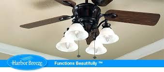 harbor breeze ceiling fan light not working integralbook com