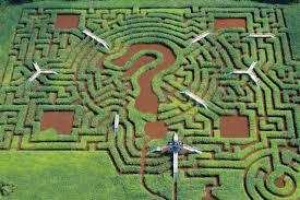 Ideas for Garden Mazes