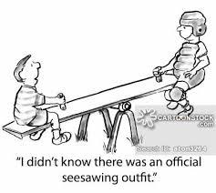 Seesaw Cartoon 21 Of 41