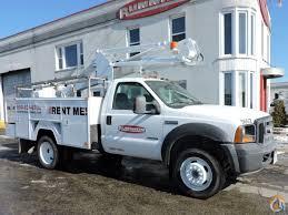 100 Rent A Bucket Truck ETC 35 SNT 40 Feet Working Height Crane For