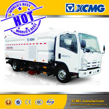 100 Garbage Truck Manufacturers China XCMG 5ton Road Clean And Sweeper Xzj5101txsq4