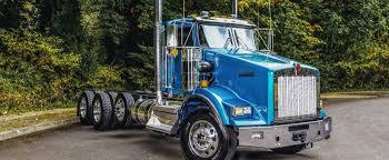 100 New Kenworth Trucks T800 Pap