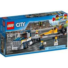 100 Lego City Tow Truck Dimana Beli 60151 Dragster Transporter Di Indonesia