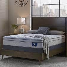 Serta Perfect Sleeper Air Mattress With Headboard serta perfect sleeper bristol way ii supreme gel eurotop queen