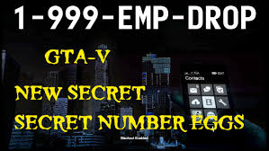 GTA V A New Cell Phone SECRET NUMBER EGGS Micheal Trevor Franklin