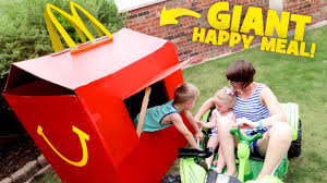 McDonald's Happy Meal DIY PlayHouse Box Fort! Drive Thru Prank ... 8 Best Pta Reflections Images On Pinterest Art Shows School And Best Backyard Playground Ever Youtube Diy Outdoor Banagrams Make Your Own Backyard Version Of This My Yard Goes Disney Hgtv Backyards Innovative Recycled Tiles And Child Proof Water Mcdonalds Happy Meal Playhouse Box Fort Drive Thru Prank Family Fun Modern Backyard Design For Experiences To Come New Nature Landscaping Designing A Images On Livingmore Family Fun Pride Pools Spas 17 Games For Diy Games