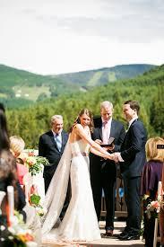 Rustic Vail Square Wedding