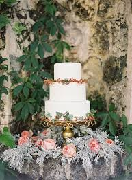 20 Simple Wedding Cake Inspiration