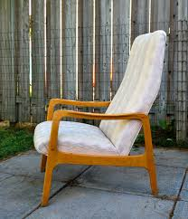 Tribute 20th Decor Mid Century High Back Lounge Chair Mid ... Midcentury Modern Comfortable Light Grey Cashmere Lounge Chair High Back Buy Mid Century Chairhigh Chairlounge Georg Jsen Mahogany And Rope 1967s Danish High Back Mid Century Lounge Chair 1970s Design Market Hughes Refinished Solid Teak Mcm Recling Perfect Will Be Upholstered For You Vintage Dux La Authentic Milo Baughman Reclinerlounge In Black 1960s Midcentury Finds Set Of His Hers Parlor Chairs Whosale Ding Room Fniture Adrian Pearsall Slim Jim 1865c