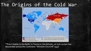 Churchills Iron Curtain Speech Analysis by The Origins Of The Cold War U201c