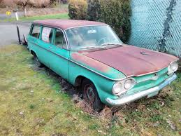 1961 Chevrolet Corvair - Overview - CarGurus 1964 Chevrolet Corvair For Sale 1932355 Hemmings Motor News From Field To Road 1961 Rampside 1962 Sale Classiccarscom Cc993134 Cold Comfort Factory Air Cditioning The Misunderstood Revolutionary Chevy Corvantics Early 60s Pickup At Vintage Auto Races Atx Car Chevroletcorvair95rampside Gallery Corvair Rampside Cc8189