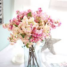 Pink Plastic Flowers Image collections Flower Decoration Ideas