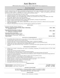 Real Estate Agent Resume Template 2016 Sales Counselor 15