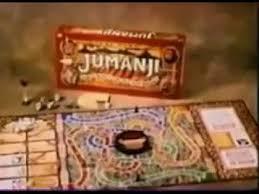 1995 Jumanji Board Game Commercial