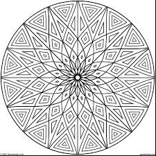 Printable Coloring Pages For Adults Only Free Geometric Design Superb Pattern Designs